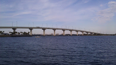 Photo: Jensen Beach Bridge, Jensen Beach FL