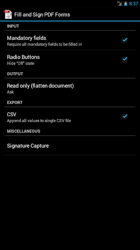 Fill and Sign PDF Forms 4.5.1 Apk for Android 3