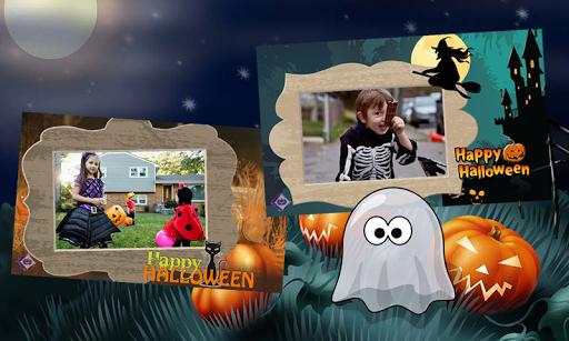 Halloween Photo Frames Editor
