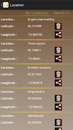 GPS Direction Screenshot 6