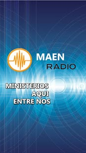 MAEN RADIO- screenshot thumbnail