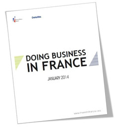 Guide cover doing business in France