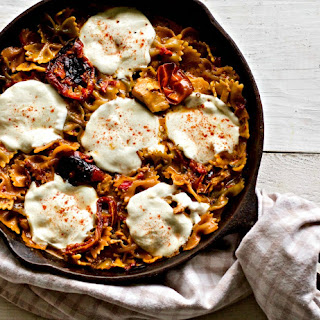 Chicken Pasta with Sun-Dried Tomatoes