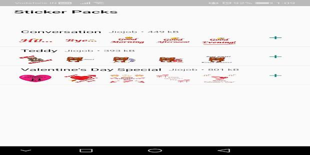 Download Love Stickers For PC Windows and Mac apk screenshot 5