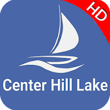 Center Hill Lake - Tennessee Offline Fishing Chart Download on Windows