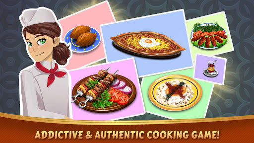 Kebab World - Chef Kitchen Restaurant Cooking Game 1.18.0 Screenshots 5
