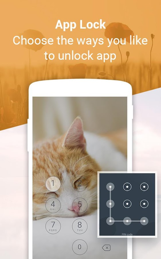 Applock: Privacy, Safe and Effective- screenshot