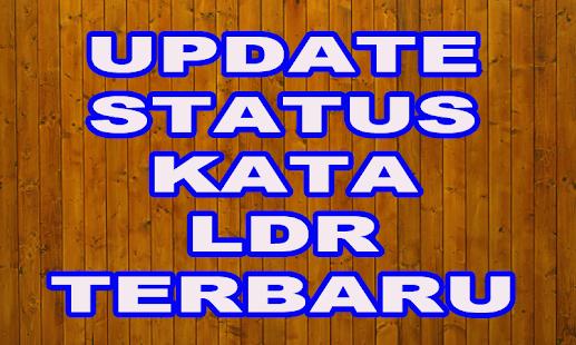 Update Status Kata LDR Terbaru - náhled