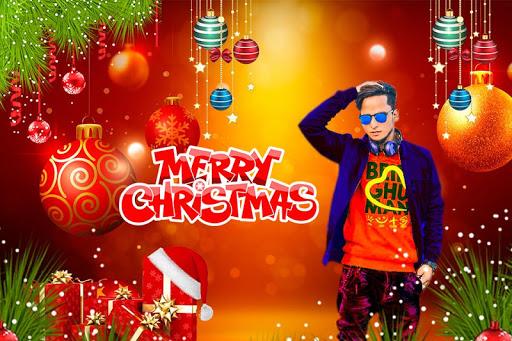 Christmas Photo Editor Frames ss1