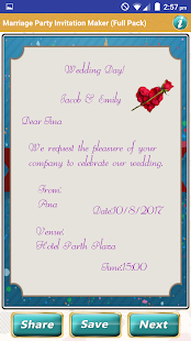 Make Marriage Invitation Cards Apps on Google Play