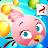 Angry Birds POP Bubble Shooter logo