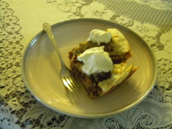 Mexican Pie Recipe