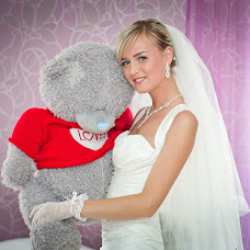 Wedding photographer Andrey Nikitin (Koshmardj). Photo of 04.06.2015