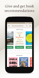 Goodreads Screenshot