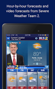 WSBTV Channel 2 Weather- screenshot thumbnail
