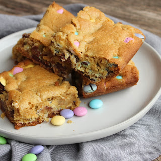 Easter Cookie Bars Recipe