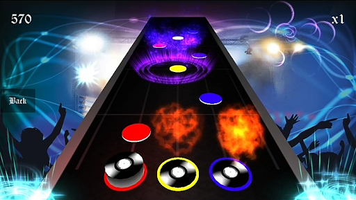 Rock Guitar Hero 1.0 screenshots 1