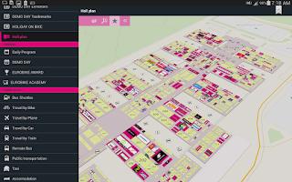 Screenshot of EUROBIKE 2015