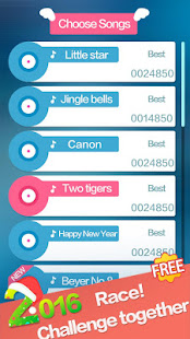 Game Piano Tiles 2s APK for Windows Phone