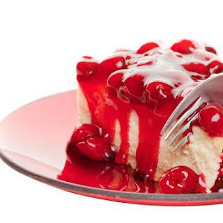 Cherry Cream Cheese Pie.