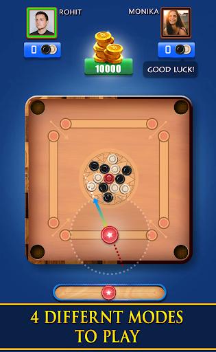 Carrom Royal - Multiplayer Carrom Board Pool Game  screenshots 9
