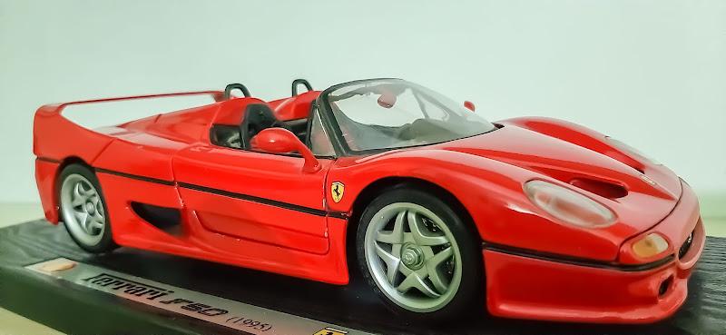 Rosso Ferrari di gocciazzurra