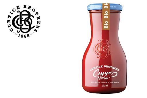 Bild für Cashback-Angebot: Curtice Brothers BIO Curry Ketchup