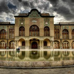 Masudieh Building  by Niloofar Rezaee - Buildings & Architecture Public & Historical