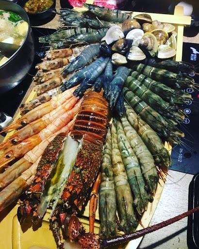 海鮮非常讚😏