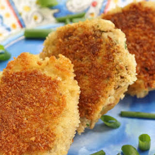 East End Tuna Croquettes.