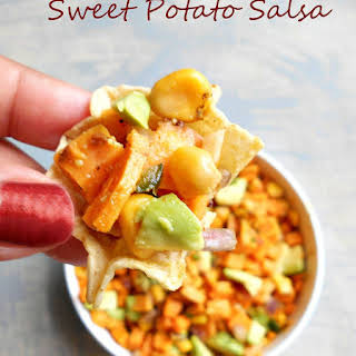 Sweet Potato Salsa.