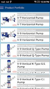 Splendor Pumps - Speedtech screenshot