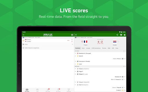 FlashScore Kenya 3.3.1 Screenshots 7