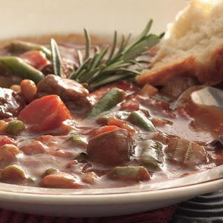 Slow-Cooker Italian Beef Stew.