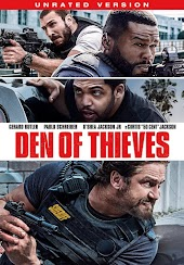 Den Of Thieves - Unrated