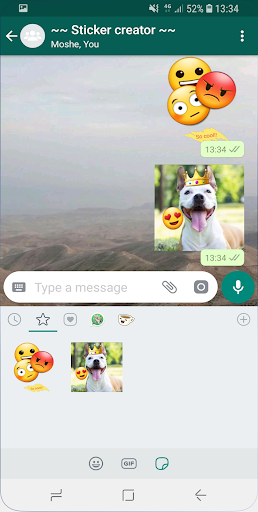 Create Stickers for WhatsApp 1.5 screenshots 5