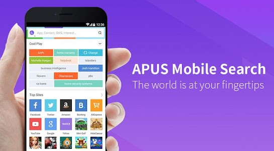 APUS Launcher-Small,Fast,Boost v1.8.5