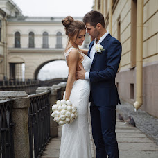 Wedding photographer Andrey Bazanov (andreibazanov). Photo of 17.01.2018