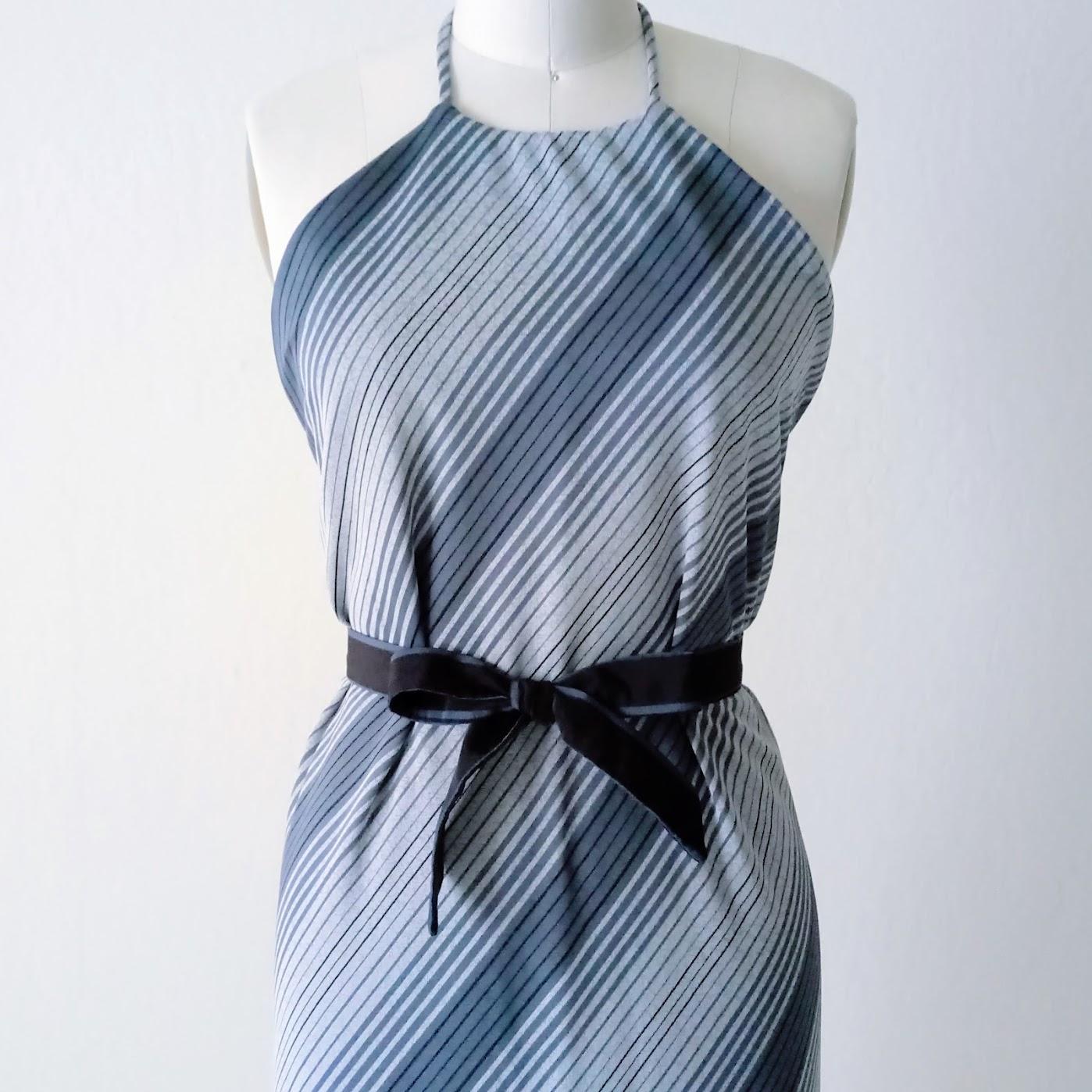 Two-Way Apron Dress - DIY Fashion project | fafafoom.com