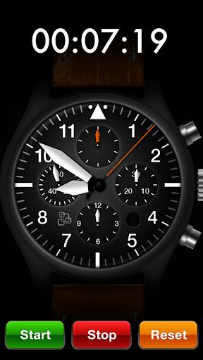 Stopwatch Screenshot