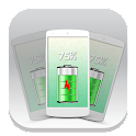 Shake To Charge Battery Prank icon