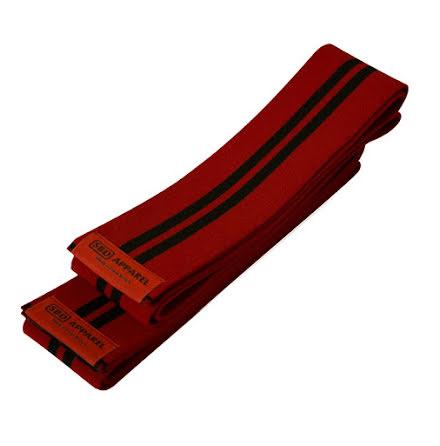 SBD Knee Wraps IPF, medium-hård