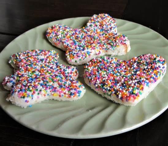 Authentic Fairy Bread Recipe