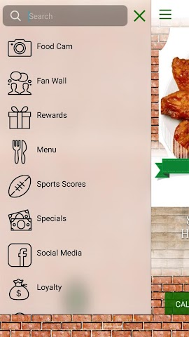 android Johnny Mac's Restaurant & Bar Screenshot 1