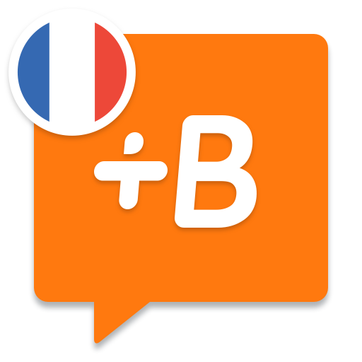 Babbel – Learn French Icon