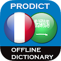 French - Arabic dictionary icon