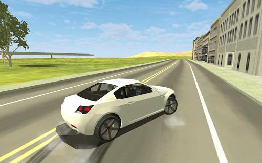 Real City Racer screenshot 7