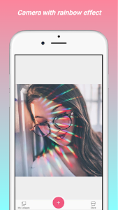 Rainbow Camera Filter 1.0.0