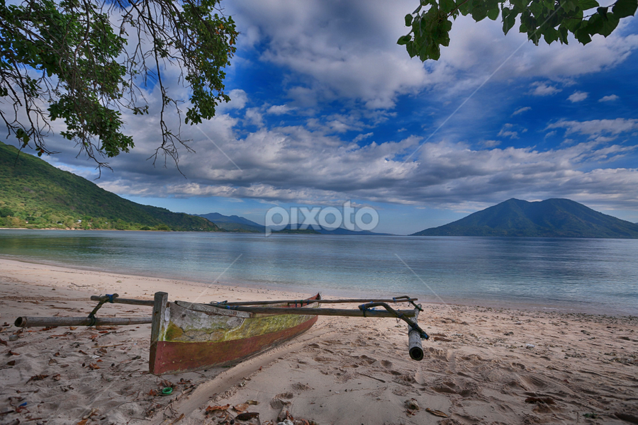 After work by Sofarianty Agustin - Landscapes Beaches ( alor, World_is_Blue,  )
