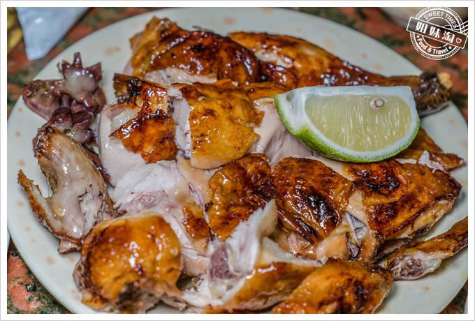 雞伯燒酒雞鹽焗雞